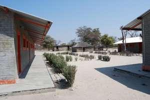 Classroom buildings