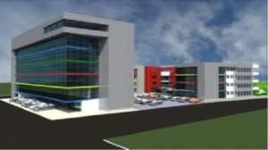 New center design