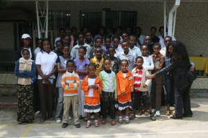 Caretakers and siblings trainee group