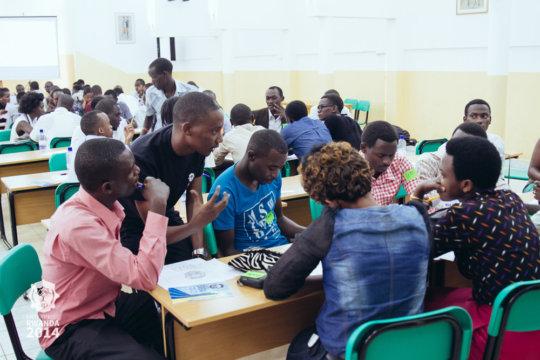 Entrepreneurship Support for Refugees in Rwanda