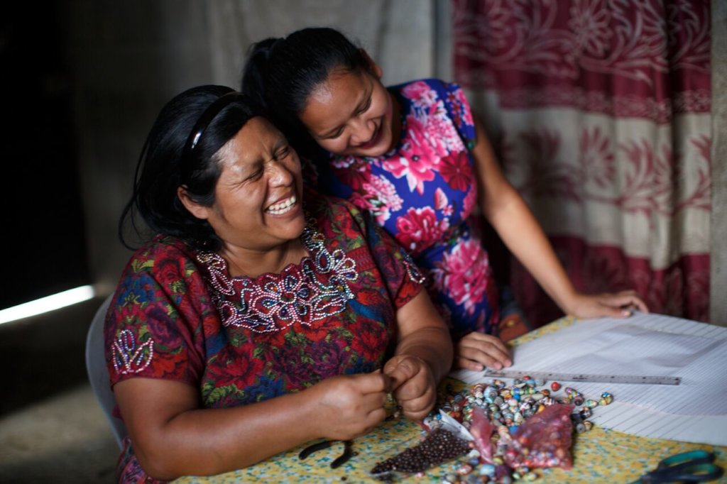 New Lives for 124 Women of the Guatemala City Dump
