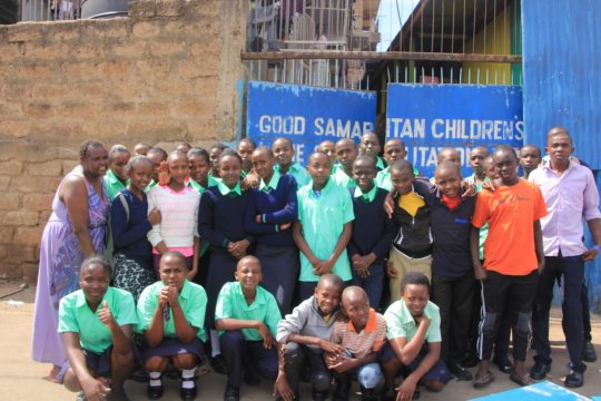 Help 600 Orphans in Mathare Slum Go to School