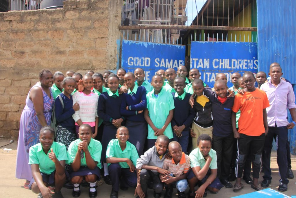 Help 600 Orphans in Mathare Slum Go to School