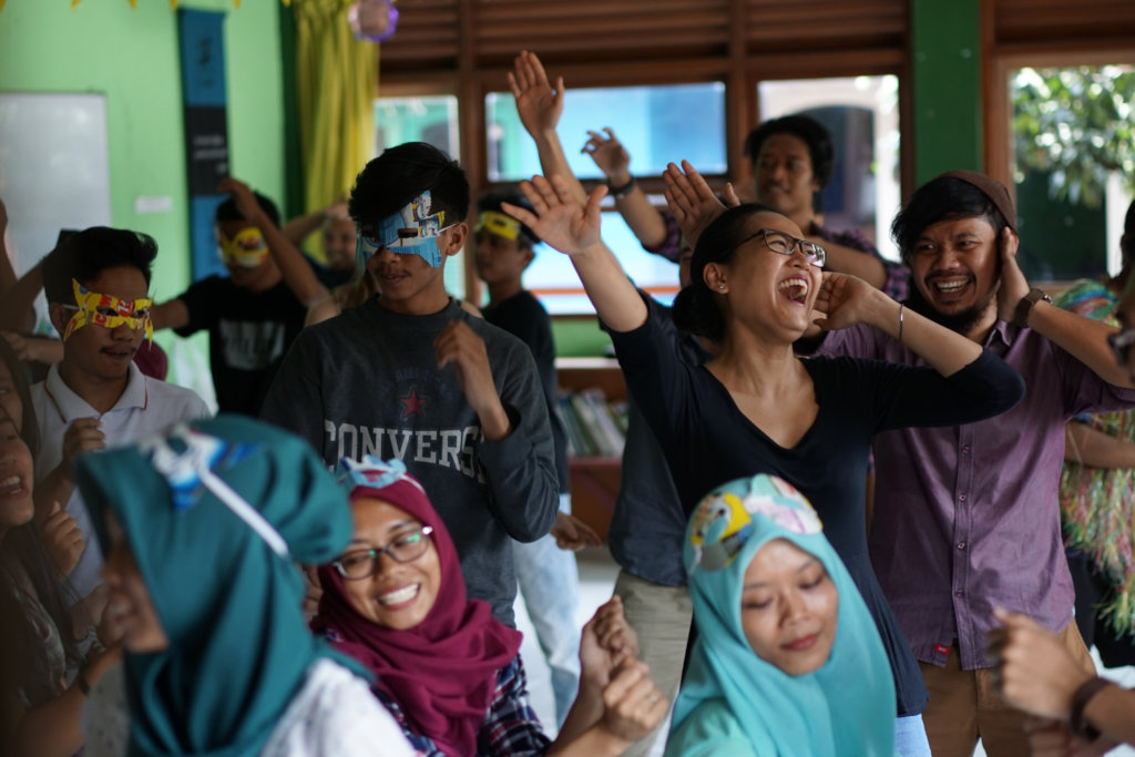 Empowering disadvantaged young people in Indonesia