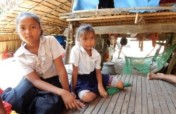 Help educate and feed 14 children in Cambodia