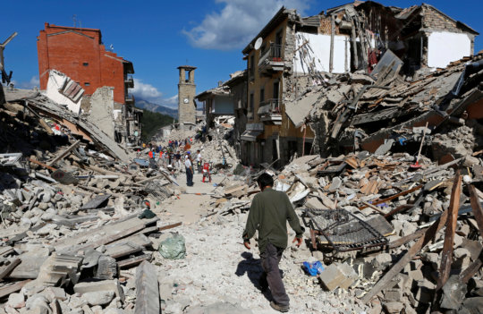 Italy Earthquake Relief Fund