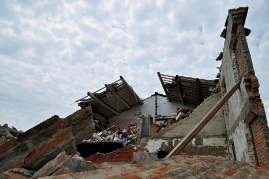 Italy Earthquake Response