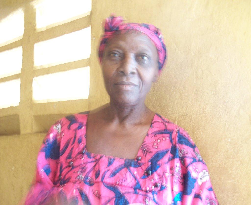 Abioseh - Successful Microfinance Beneficiary