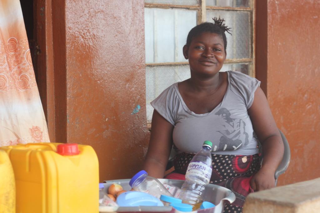 Hawanatu - Microfinance Beneficiary