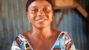 Rugiatu - microfinance beneficiary