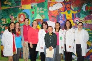 Training at the Hospital de la Ninez Oaxaquena