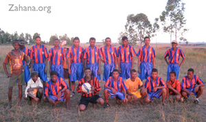 Fiarenana men's soccer club