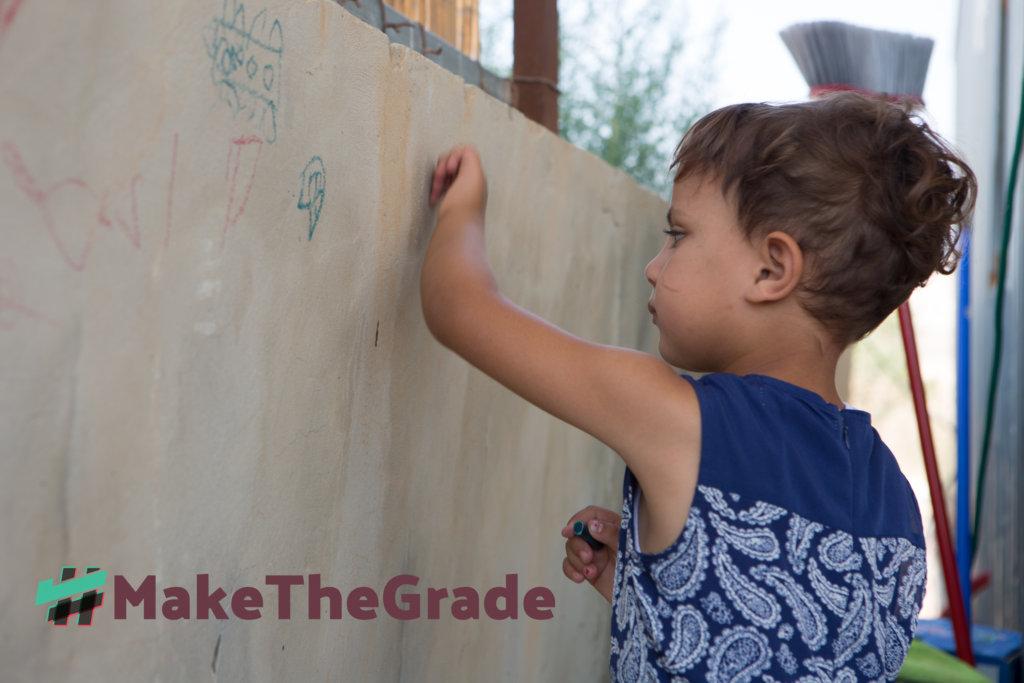Help Palestinian Students in Israel #MakeTheGrade