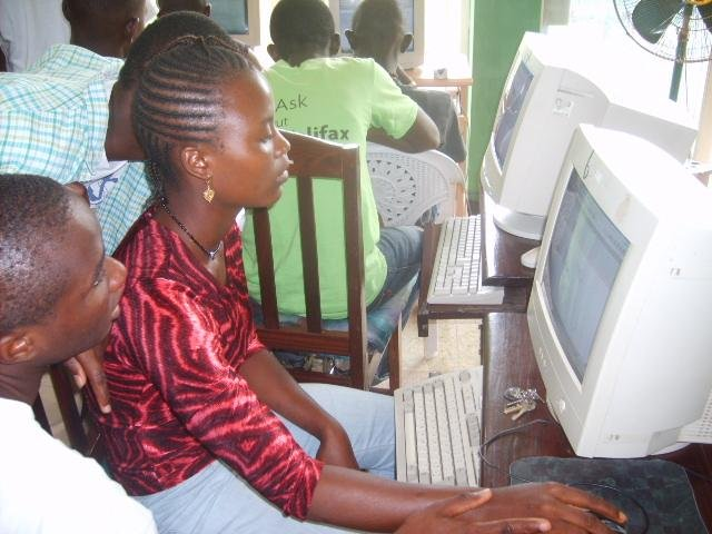 Empower Youths Through Computer Skills Training