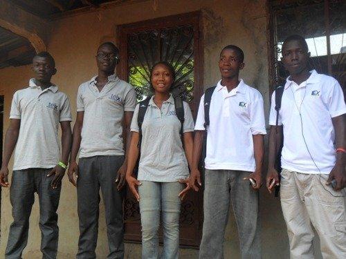future leaders of Sierra Leone