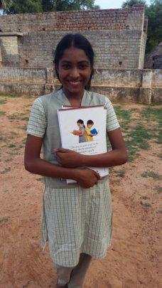 Educate 2 under privileged girls