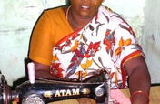 Help to start sewing business to 6 poor women