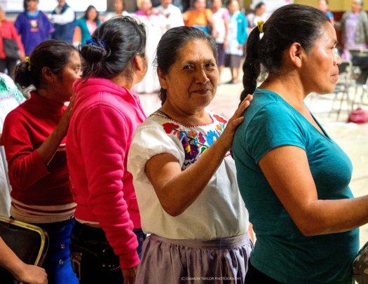 Women leaders in Forum-wide trust circle