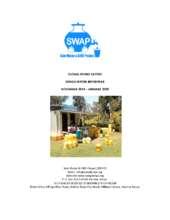 Sondu Water Enterprise Report with photo