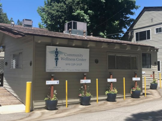 Angels In Waiting's Wellness Center