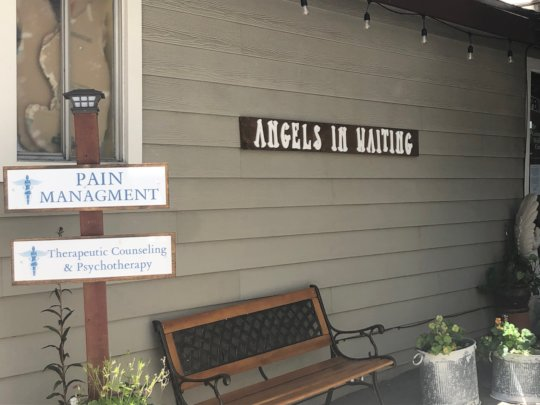 Angels In Waiting's Fund Raising Wellness Center