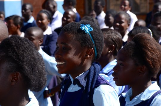HIV Prevention Skills for 300 Zambian Teens