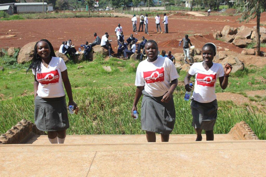 Help 1000 Girls in Kenya Fight HIV