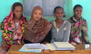 Young Women Ready to Learn