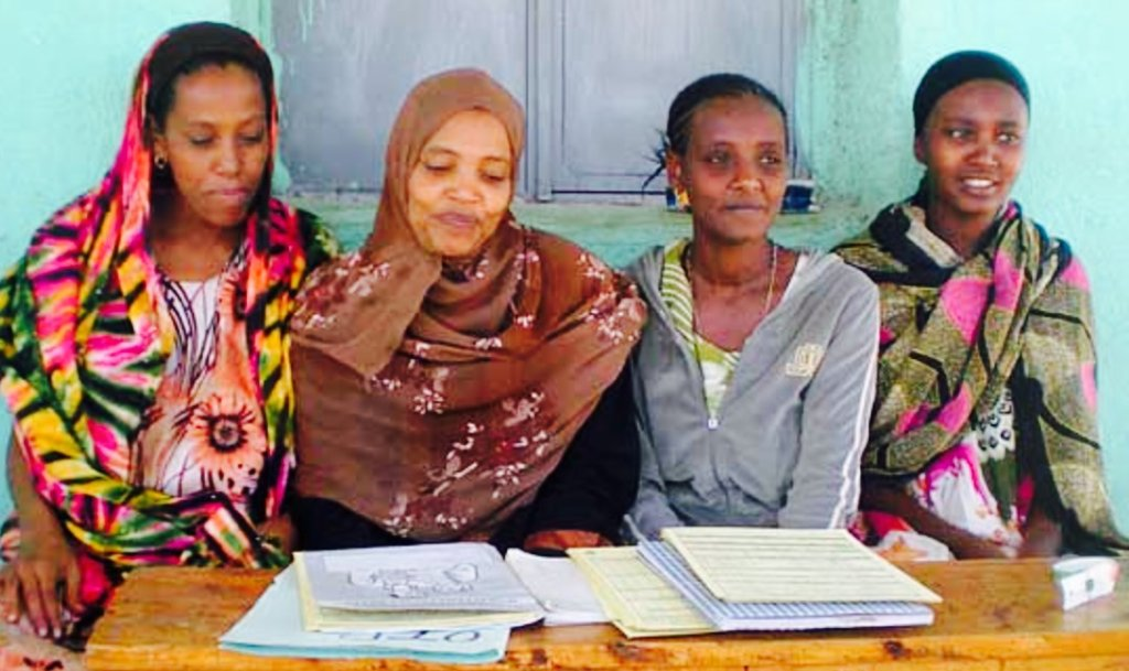 Educational support for girls in Ethiopia