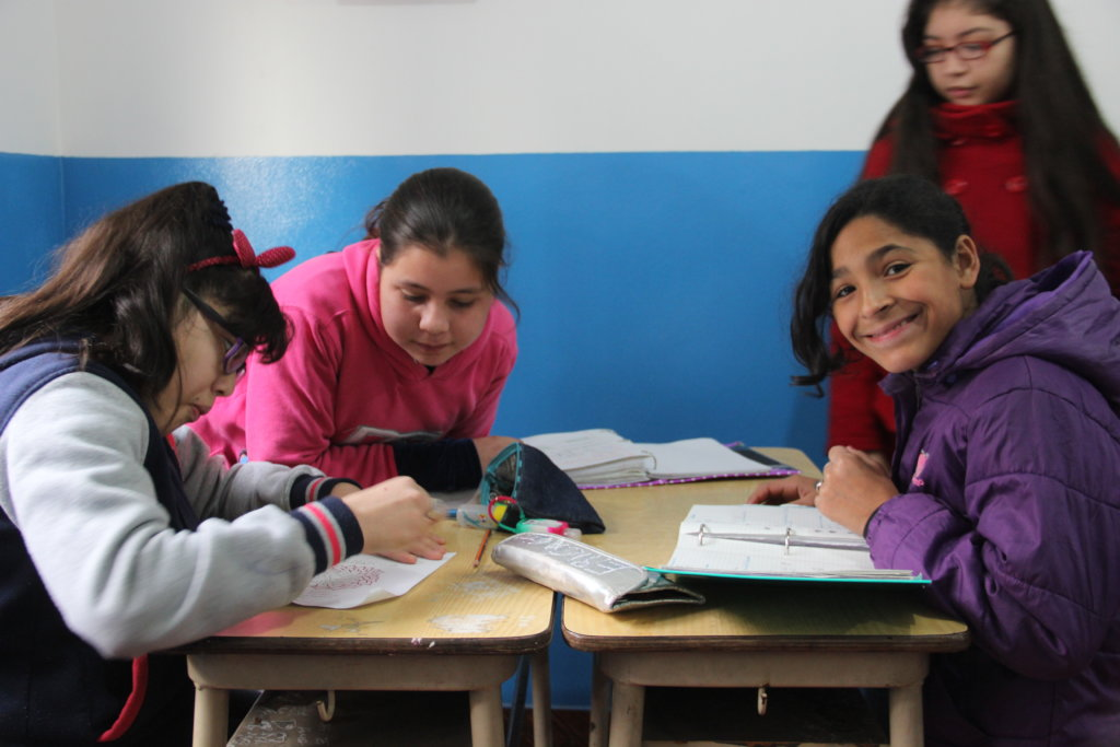 Education Program for Youth in Argentina