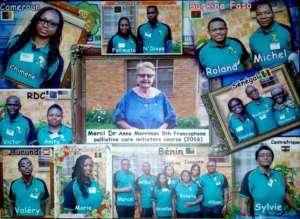 5th Francophone Palliative Care Initiators Course