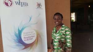 Anita from Ghana