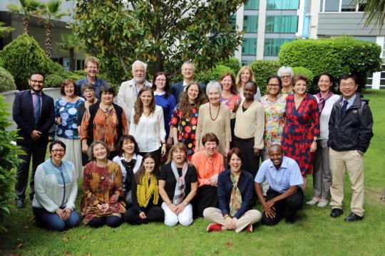 Traveling Scholarships for Palliative Care Workers