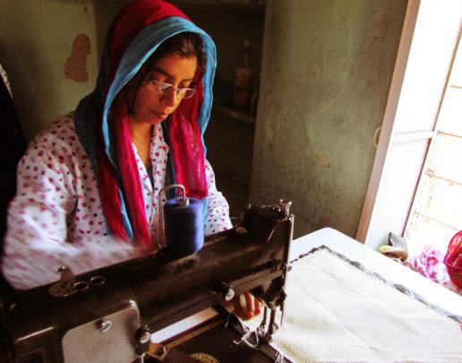 Sponsor Tailoring Skill for Indian women's