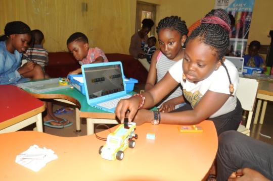 Early Innovators Camp