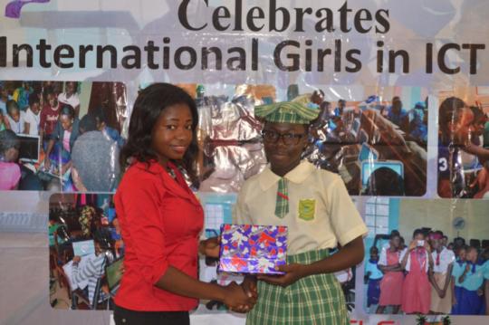 2017 Girls in ICT Day Celebration