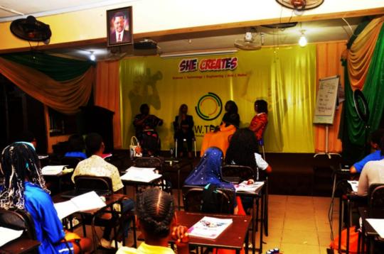 Women in Tech Panel - She Creates Lagos Mainland