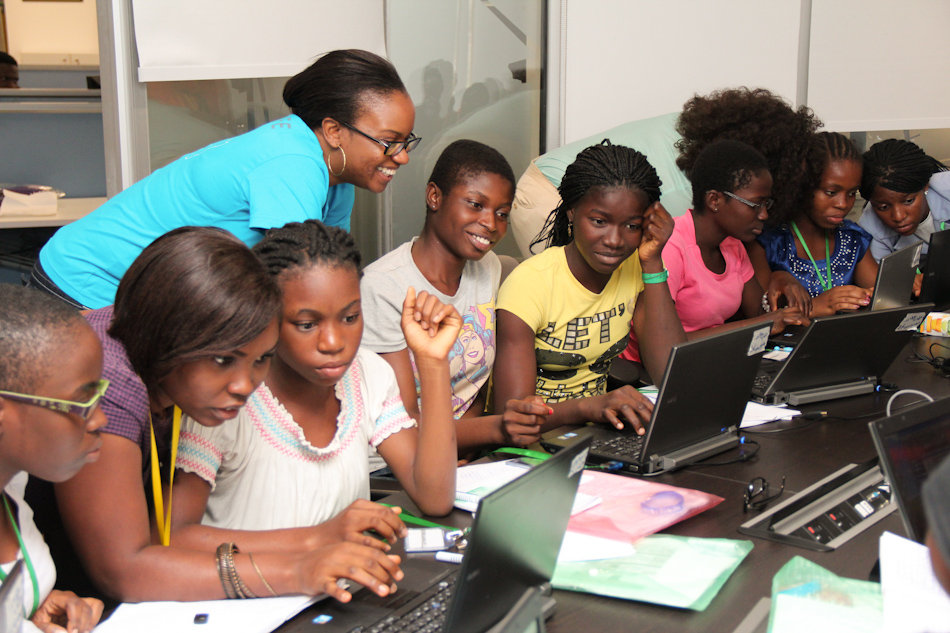 Send 100 Girls to STEM Camp in Nigeria