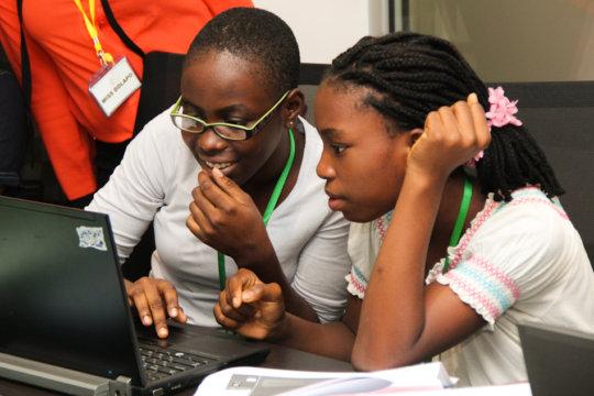 Send 150 Girls to STEM Camp in Nigeria