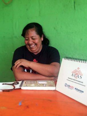 Family planning promoter Etelvina