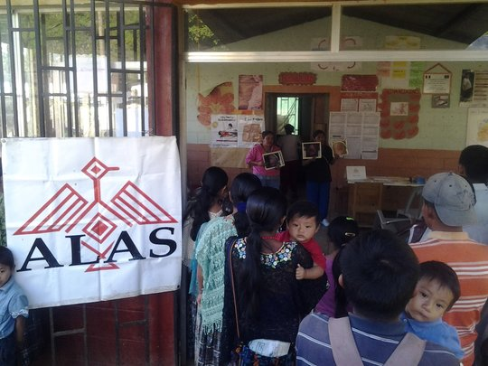 Mobile Clinic in San Vicente