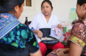 Detect and Treat Cervical Cancer in Guatemala