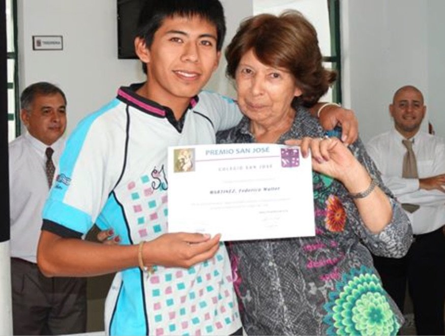 Argentina: a Gift for Education
