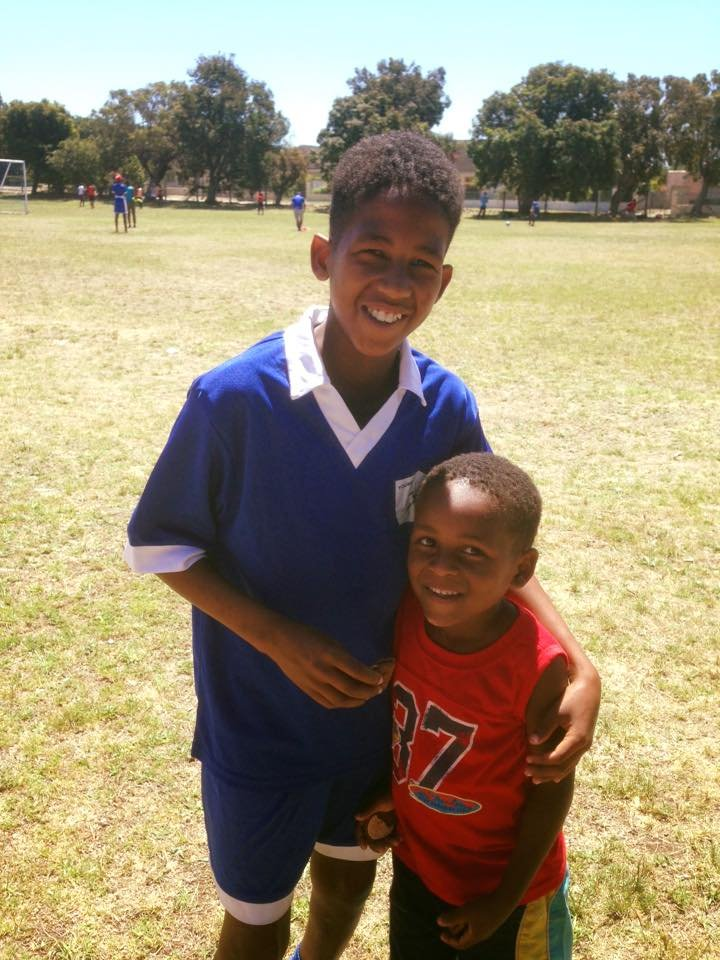 Sports Facilities for 32 Children in Care in SA!
