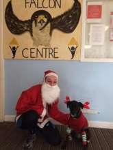 Santa Fun Run2