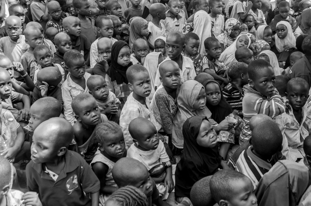 IDP children in Abuja await our distribution