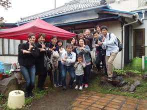 Field visit to Minamisoma Science Lab