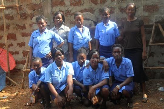 Ladies Group 2