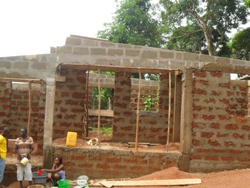 taoliring project building under construction