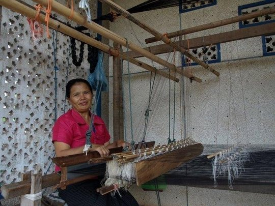 Lao Weaving Artisans - Micro Credit Project